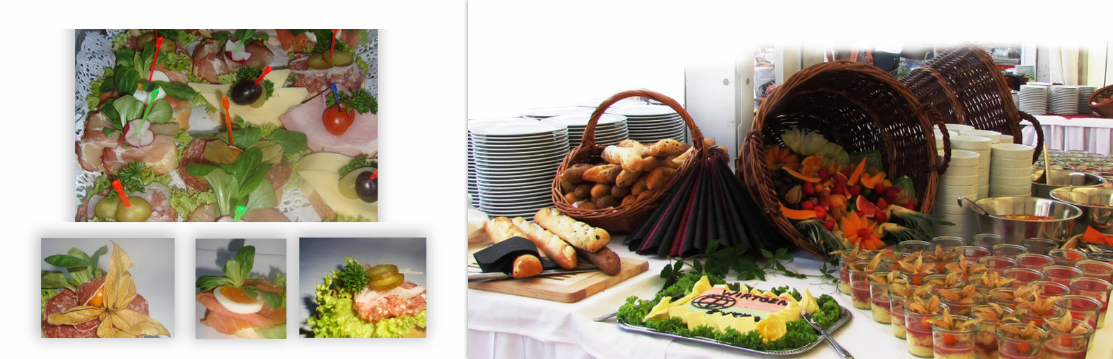 Landhotel Billing, CATERING & PARTYSERVICE